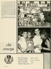 Page 142, 1988 Edition, Tulane University - Jambalaya Yearbook (New Orleans, LA) online yearbook collection