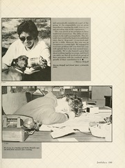 Page 203, 1988 Edition, Tulane University - Jambalaya Yearbook (New Orleans, LA) online yearbook collection