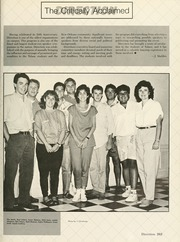 Page 207, 1988 Edition, Tulane University - Jambalaya Yearbook (New Orleans, LA) online yearbook collection