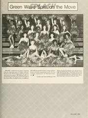 Page 209, 1988 Edition, Tulane University - Jambalaya Yearbook (New Orleans, LA) online yearbook collection
