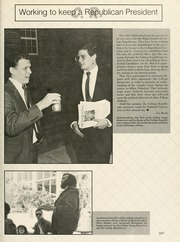 Page 211, 1988 Edition, Tulane University - Jambalaya Yearbook (New Orleans, LA) online yearbook collection