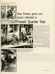 Page 81, 1988 Edition, Tulane University - Jambalaya Yearbook (New Orleans, LA) online yearbook collection