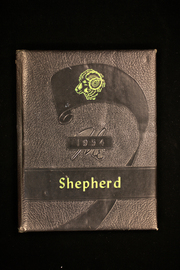 1954 Edition, Shepherdsville High School - Shepherd Yearbook (Shepherdsville, KY)