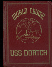 Page 1, 1953 Edition, Dortch (DD 670) - Naval Cruise Book online yearbook collection