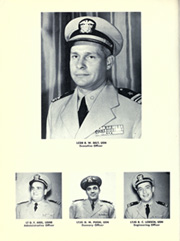 Page 10, 1953 Edition, Dortch (DD 670) - Naval Cruise Book online yearbook collection