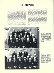 Page 14, 1953 Edition, Dortch (DD 670) - Naval Cruise Book online yearbook collection
