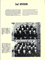 Page 15, 1953 Edition, Dortch (DD 670) - Naval Cruise Book online yearbook collection
