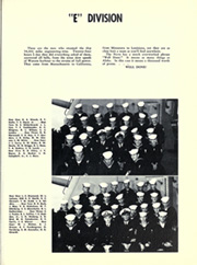Page 17, 1953 Edition, Dortch (DD 670) - Naval Cruise Book online yearbook collection