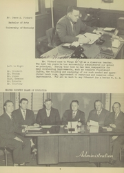 Page 11, 1950 Edition, Wingo High School - Warrior Yearbook (Wingo, KY) online yearbook collection