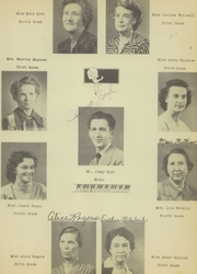 Page 13, 1950 Edition, Wingo High School - Warrior Yearbook (Wingo, KY) online yearbook collection