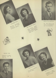 Page 16, 1950 Edition, Wingo High School - Warrior Yearbook (Wingo, KY) online yearbook collection