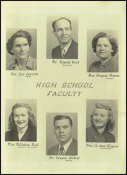 Page 15, 1949 Edition, Lowes High School - Blue Devil Yearbook (Lowes, KY) online yearbook collection