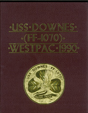 Page 1, 1990 Edition, Downes (FF 1070) - Naval Cruise Book online yearbook collection