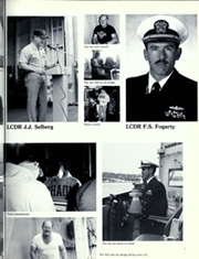 Page 11, 1990 Edition, Downes (FF 1070) - Naval Cruise Book online yearbook collection