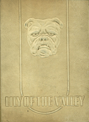 Page 1, 1950 Edition, Lily High School - Lily of the Valley Yearbook (Lily, KY) online yearbook collection