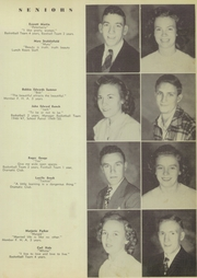 Page 11, 1950 Edition, Lily High School - Lily of the Valley Yearbook (Lily, KY) online yearbook collection
