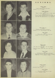 Page 12, 1950 Edition, Lily High School - Lily of the Valley Yearbook (Lily, KY) online yearbook collection