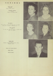 Page 15, 1950 Edition, Lily High School - Lily of the Valley Yearbook (Lily, KY) online yearbook collection