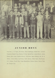 Page 17, 1950 Edition, Lily High School - Lily of the Valley Yearbook (Lily, KY) online yearbook collection