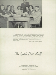 Page 6, 1953 Edition, Nancy High School - Guide Post Yearbook (Nancy, KY) online yearbook collection