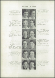 Page 12, 1936 Edition, Greensburg High School - Green and Gold Yearbook (Greensburg, KY) online yearbook collection