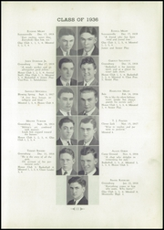 Page 15, 1936 Edition, Greensburg High School - Green and Gold Yearbook (Greensburg, KY) online yearbook collection