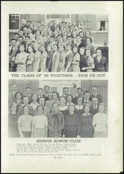 Page 17, 1936 Edition, Greensburg High School - Green and Gold Yearbook (Greensburg, KY) online yearbook collection