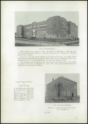 Page 6, 1936 Edition, Greensburg High School - Green and Gold Yearbook (Greensburg, KY) online yearbook collection