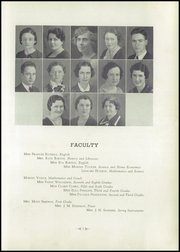 Page 9, 1936 Edition, Greensburg High School - Green and Gold Yearbook (Greensburg, KY) online yearbook collection