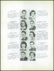 Page 10, 1940 Edition, Greensburg High School - Green and Gold Yearbook (Greensburg, KY) online yearbook collection