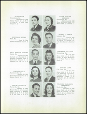 Page 11, 1940 Edition, Greensburg High School - Green and Gold Yearbook (Greensburg, KY) online yearbook collection