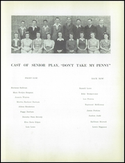 Page 15, 1940 Edition, Greensburg High School - Green and Gold Yearbook (Greensburg, KY) online yearbook collection