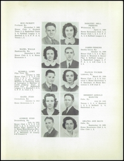 Page 7, 1940 Edition, Greensburg High School - Green and Gold Yearbook (Greensburg, KY) online yearbook collection