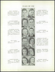 Page 10, 1942 Edition, Greensburg High School - Green and Gold Yearbook (Greensburg, KY) online yearbook collection