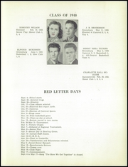 Page 11, 1942 Edition, Greensburg High School - Green and Gold Yearbook (Greensburg, KY) online yearbook collection