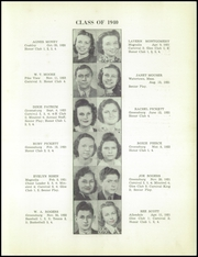 Page 9, 1942 Edition, Greensburg High School - Green and Gold Yearbook (Greensburg, KY) online yearbook collection