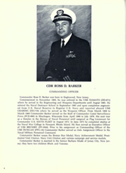 Page 12, 1982 Edition, Duncan (FFG 10) - Naval Cruise Book online yearbook collection