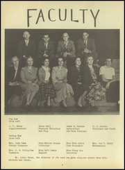 Page 8, 1950 Edition, Stanford High School - Memo Yearbook (Stanford, KY) online yearbook collection