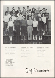 Page 39, 1960 Edition, Benton High School - Arrow Yearbook (Benton, KY) online yearbook collection
