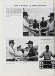 Page 16, 1992 Edition, Durable (WMEC 628) - Naval Cruise Book online yearbook collection