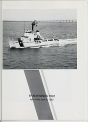 Page 5, 1992 Edition, Durable (WMEC 628) - Naval Cruise Book online yearbook collection