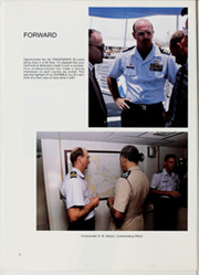Page 6, 1992 Edition, Durable (WMEC 628) - Naval Cruise Book online yearbook collection