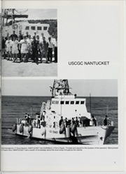 Page 9, 1992 Edition, Durable (WMEC 628) - Naval Cruise Book online yearbook collection