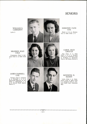 Page 12, 1947 Edition, Irvine High School - Mirror Yearbook (Irvine, KY) online yearbook collection