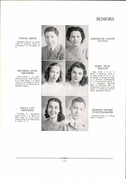 Page 16, 1947 Edition, Irvine High School - Mirror Yearbook (Irvine, KY) online yearbook collection