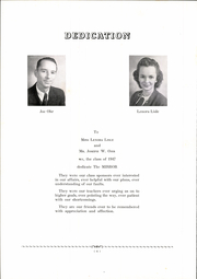 Page 6, 1947 Edition, Irvine High School - Mirror Yearbook (Irvine, KY) online yearbook collection