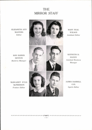 Page 7, 1947 Edition, Irvine High School - Mirror Yearbook (Irvine, KY) online yearbook collection