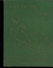 1954 Edition, Eaton (DDE 510) - Naval Cruise Book