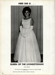 Page 16, 1966 Edition, Livingston Central High School - Livingstonian Yearbook (Burna, KY) online yearbook collection
