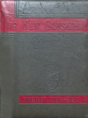 1948 Edition, Old Kentucky Home High School - New Crusader Yearbook (Bardstown, KY)